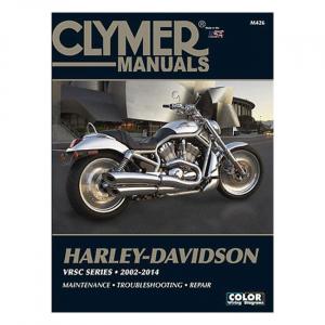 CLYMER SERVICE MANUAL 02-14 V-ROD