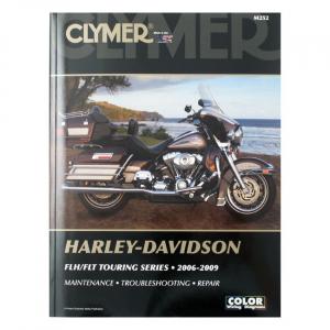 CLYMER SERVICE MANUAL 06-09 TOURING