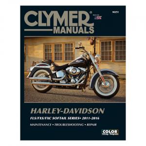 CLYMER SERVICE MANUAL 11-16 SOFTAIL