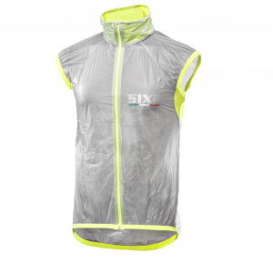 SIXS Smanicato Active Wear Extra Plume TRP/YLW