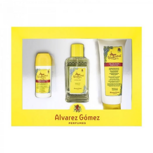 Alvarez Gómez Eau De Toilette Spray 150ml Set 3 Parti 2019