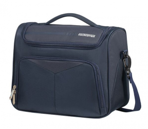 Beauty case American Tourister blu