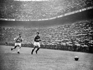 Milan-Juve, 1957