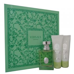 Versace Versense Eau De Toilette Spray 50ml Set 3 Parti 2019