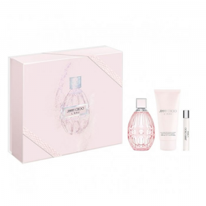 Jimmy Choo Eau De Toilette Spray 90ml Set 3 Parti 2019