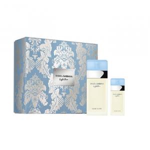 Dolce & Gabanna Light Blue Pour Femme Eau De Toilette Spray 100ml Set 2 Parti 2019