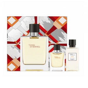 Terre D'Hermes Eau De Toilette Spray 100ml Set 3 Parti 2019