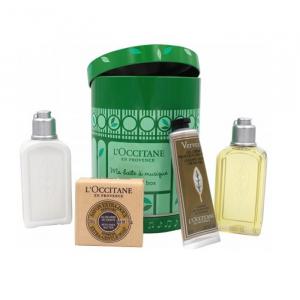 L' Occitane Hand Cream Verbena 30ml Music Box Set 4 Parti 2019