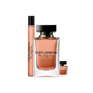 Dolce & Gabanna The Only One Eau de Parfum Spray 100ml Set 3 Parti 2019