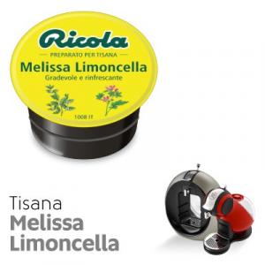 10 Capsule Tisana Melissa Limoncella