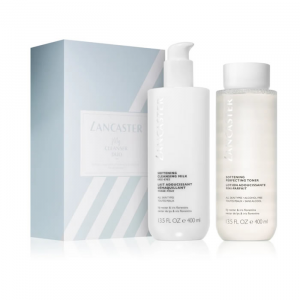 Lancaster Duo Softening Cleansing Milk Set 2 Parti 2019