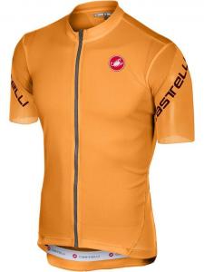 CASTELLI Maglia Entrata 3 Jersey FZ , orange