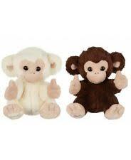 scimmie peluche