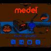 Aerosol portatile Smart Medel