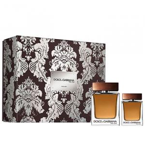 Dolce And Gabbana The One For Men Eau De Toilette Spray 100ml Set 2 Parti 2019