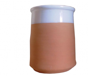 Vaso per alici piccolo terracotta
