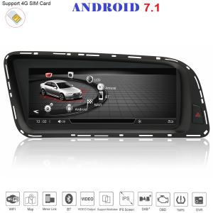 ANDROID 8.8 pollici navigatore per Audi Q5 2009-2016 MMI 3G GPS WI-FI Bluetooth MirrorLink 4GB RAM 32GB ROM