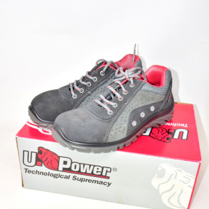 Scarpe Antinfortunistica U-power Grigie N 38