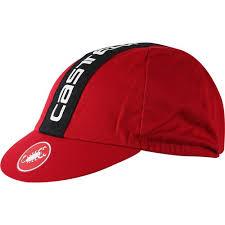 CASTELLI Cappelo  Retro 3 RED