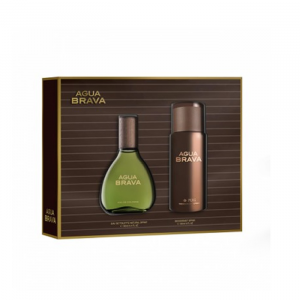 Antonio Banderas Agua Brava Eau De Toilette Spray 100ml Set 2 Parti 2019