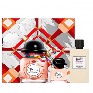 Twilly D'Hermes Eau De Parfum Spray 85ml Set 3 Parti 2019