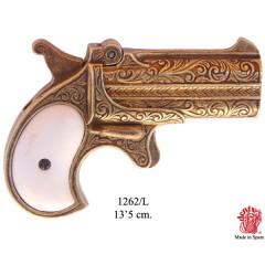 Imitazione pistola Derringer 1866