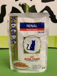 RENAL WITH BEEF 85gr