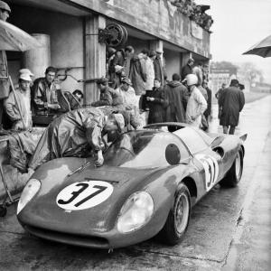 Ferrari Dino 2016 S alla 1000km di Monza, 1966
