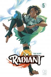 RADIANT 5 - ed. Jpop
