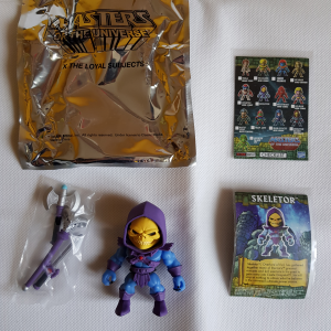 Masters of the Universe (the Loyal Subjects) TARGET EXCL. SKELETOR