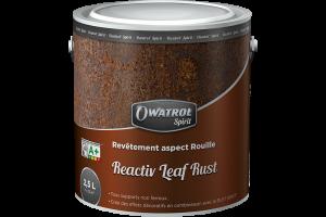Owatrol Spirit - Pittura Reagente Effetto Ruggine Lt. 0,5