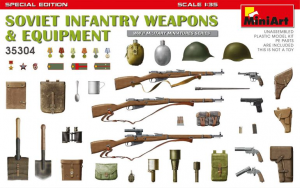 SOVIET INFANTRY WEAPONS & EQUIPMENT