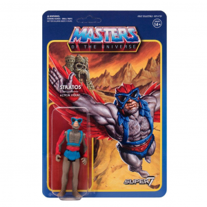 Masters of the Universe ReAction: wave 3 STRATOS