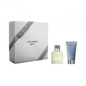 Dolce and Gabbana Light Blue Pour Homme Eau De Toilette Spray 75ml Set 2 Parti 2018
