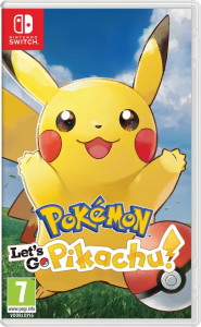 POKEMON: LET'S GO, PIKACHU! (Switch)