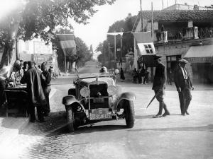 Rally a Ponte Milvio, Roma, 1933
