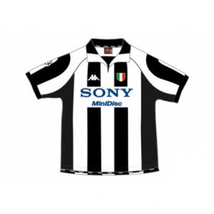 1997-98 Juventus Match Worn #11 Padovano