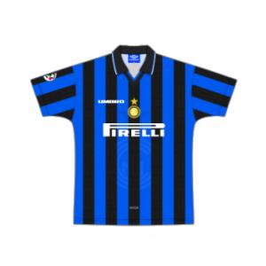 1997-98 Inter Match Worn #17 Moriero