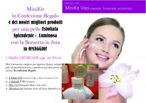 MiniKit in Confezione Regalo 4 dei nostri migliori prodotti