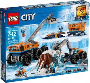 60195  Base Mobile di Esplorazione Artica (LEGO)