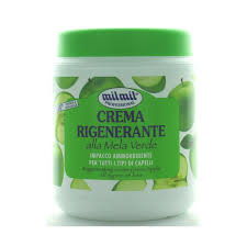 MIL MIL Crema rigenerante alla Mela verde 1000 ml