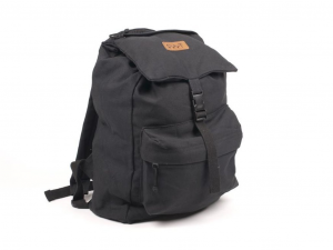 Stash Backpack Black