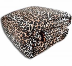 Trapunta invernale leopardata