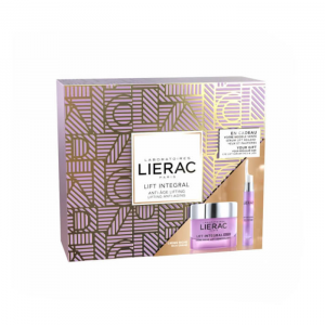 Lierac Lif Integral Nutri Crema Lifting Ricca 50ml + Lierac Lift Integral Serum  Occhi E Palpebre 15ml