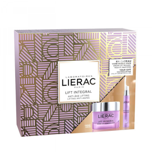 Lierac Lift Integral Crema Liftante Remodellante 50ml+  Lift Integral Serum  Occhi E Palpebre 15ml