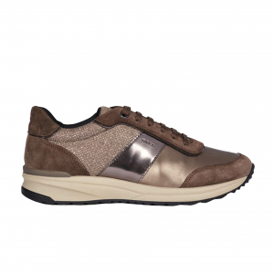 Sneaker castagna/taupe Geox