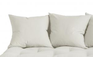 set di 2 cuscini per divano Senza