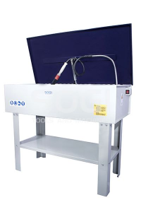 Vasca lavapezzi industriale SOGI SP-LV-2E 150 Lt