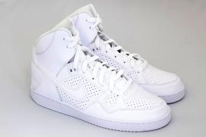 Scarpe Nike alta bianca Uomo