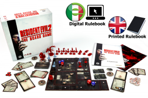 RESIDENT EVIL 2 - The Board Game (Italiano)
